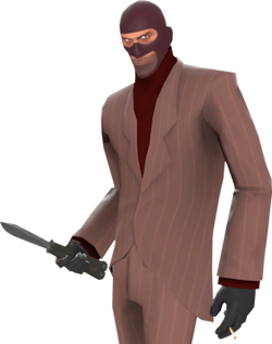 Rogue's Col Roule - Official TF2 Wiki | Official Team