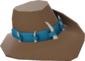 Painted Trophy Belt 256D8D.png