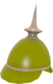 Painted Prussian Pickelhaube 808000.png