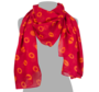 Merch RED Team Voile Fashion Scarf Womens.png