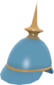 Painted Prussian Pickelhaube 5885A2.png